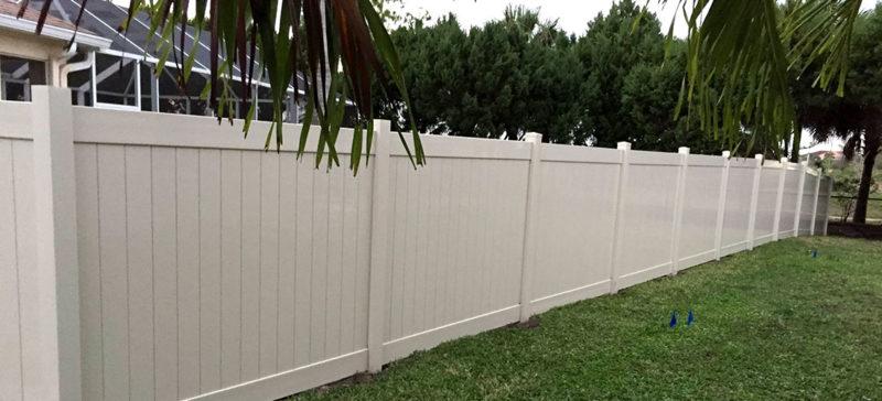 Choosing Between Fence Companies