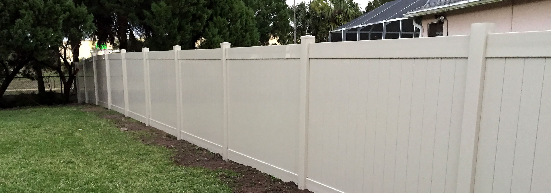 Aluminum fence solution for your property by fence dynamics - Vinyl railing reviews ...