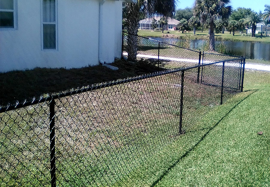 Chain Link Fence 7