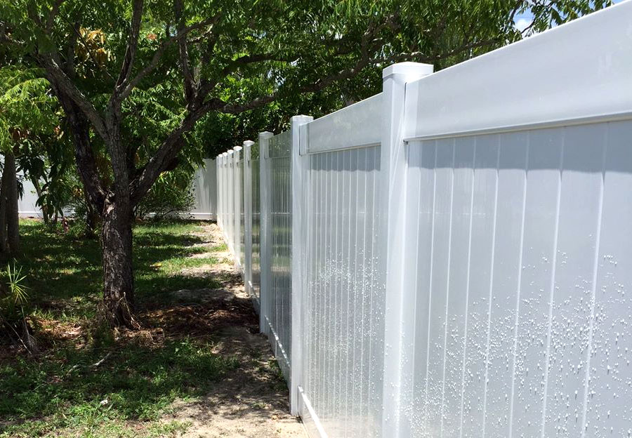 Privacy Fencing 2