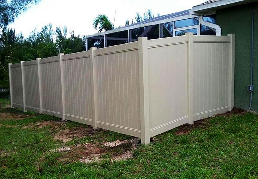 Privacy Fencing 6