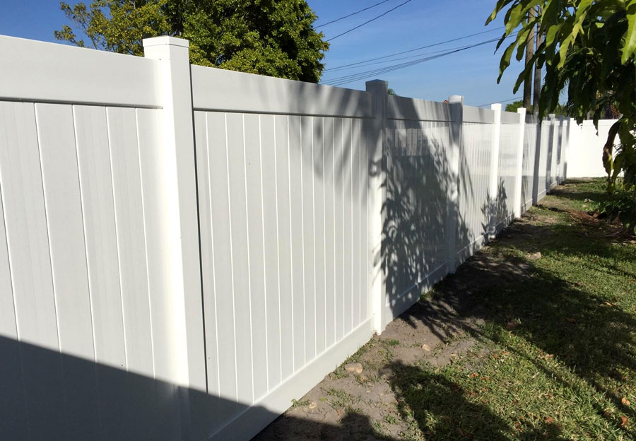 Vinyl Fencing 3