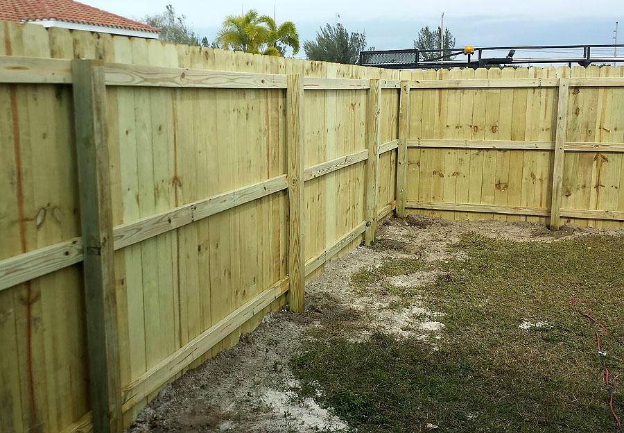 Wood Fencing Fence Dynamics