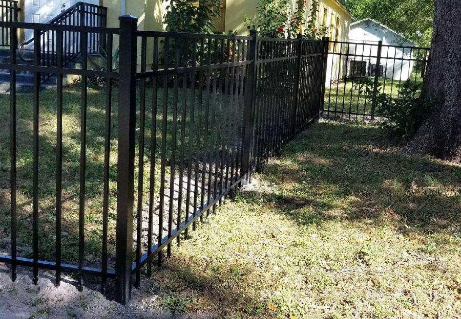 Fence Dynamics - Aluminum Fence Portfolio 2