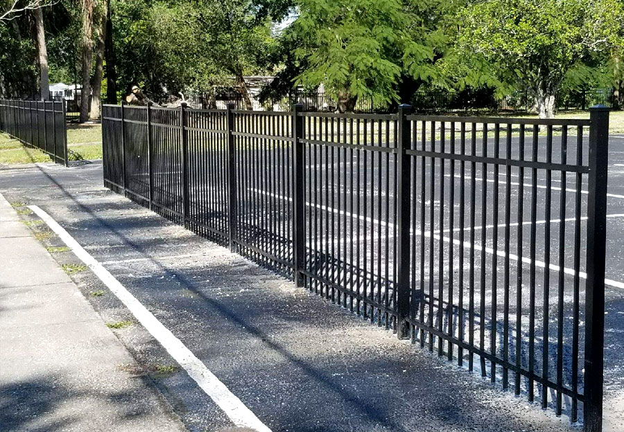 Fence Dynamics - Aluminum Fence Portfolio 3