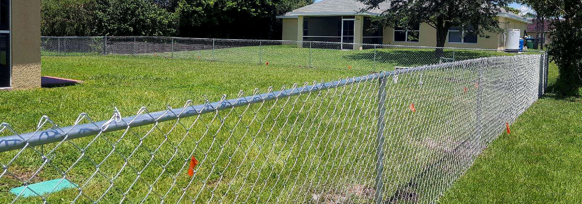 Chain Link Fence 5