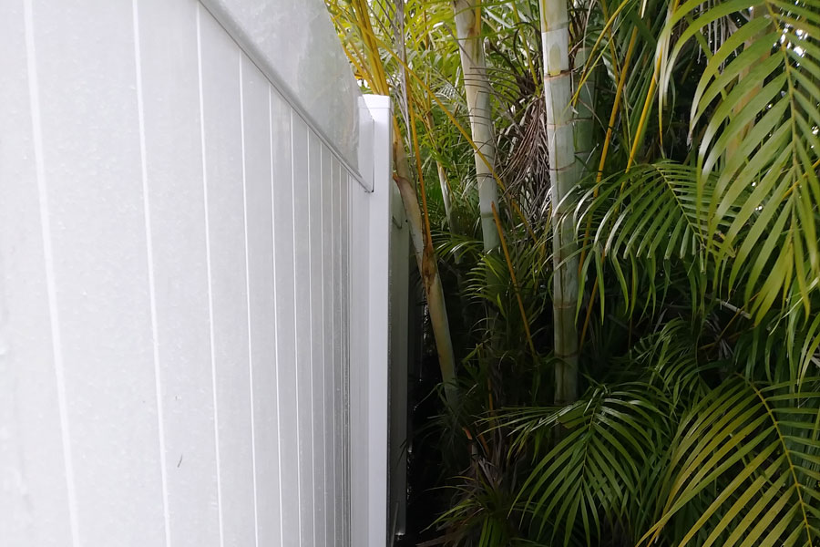 Vinyl Privacy Fences! USA Made Products!