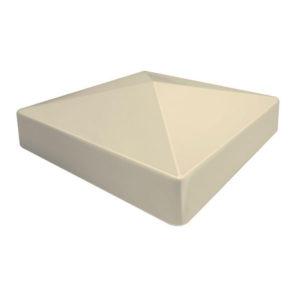 """5"""" Pyramid Cap Tan"""
