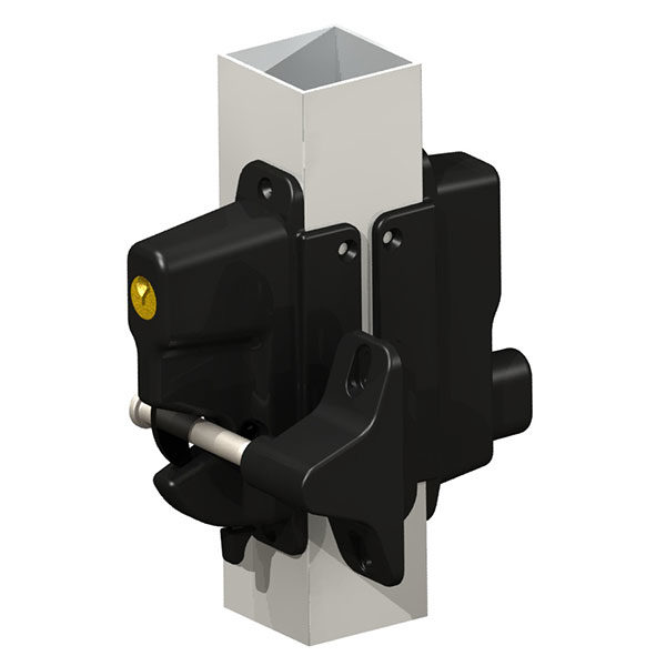 Stainless Steel PVC Gate Latch