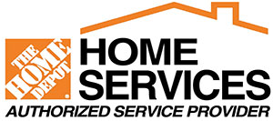 The Home Depot Authorized Service Provider